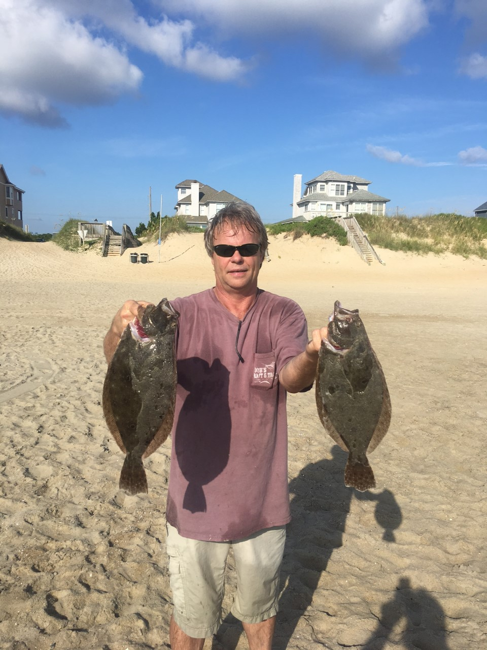 Bobs Surf fishing classes Outer Banks.